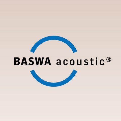 BASWA acoustic Logo